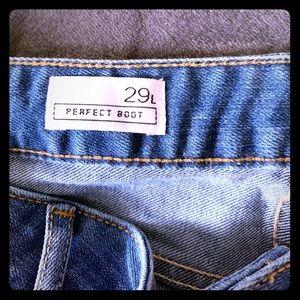 GAP Jeans - Gap Perfect Boot Cut Jeans